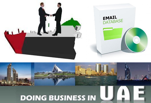 email marketing database dubai uae
